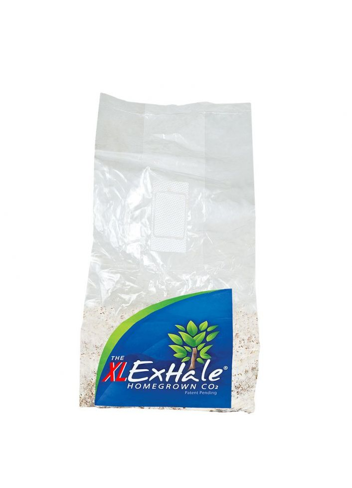 THE XL EXHALE HOMEGROWN CO2 BAG