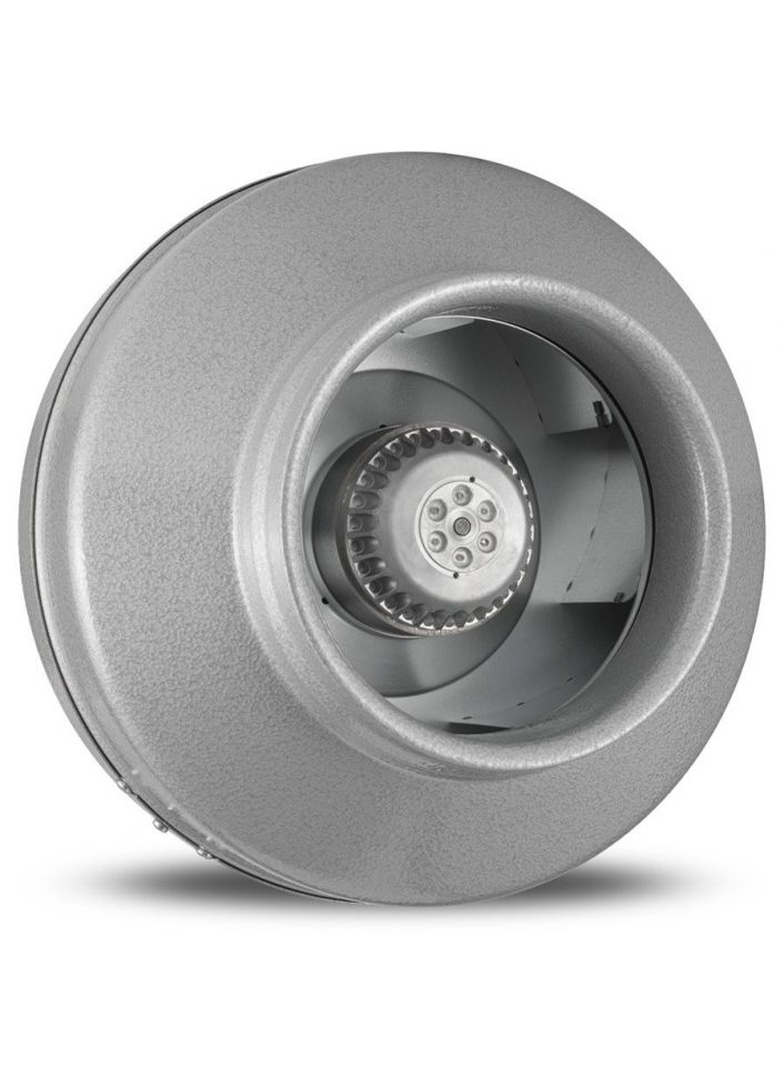 "VORTEX FAN VTX-SERIES INLINE 8"" 115V739 CFM"