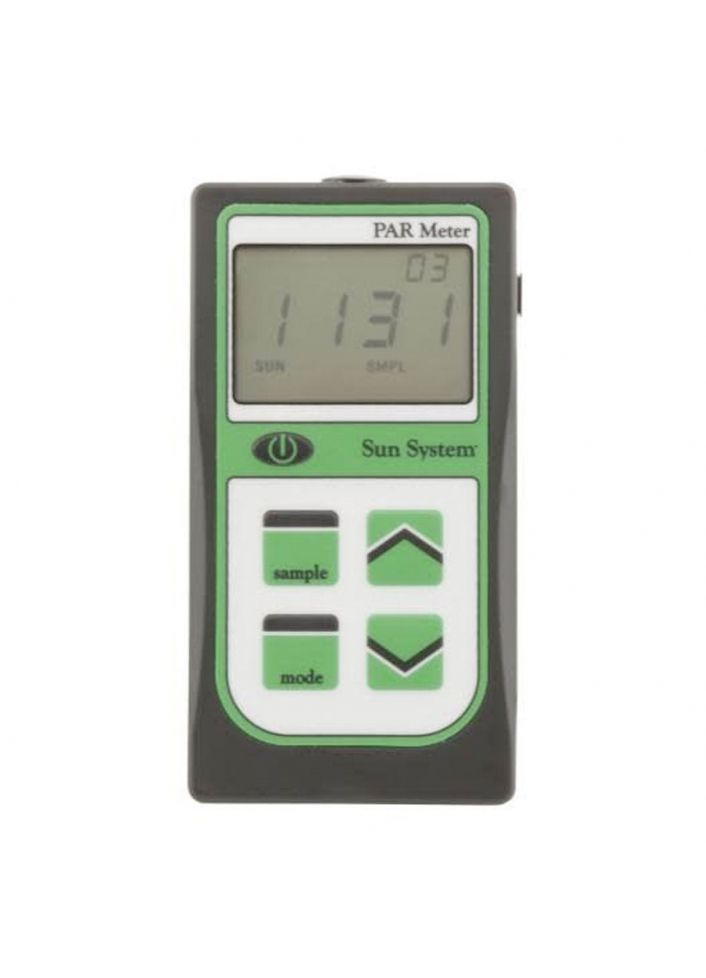 Par Watt Meter W / Integrated Sensor