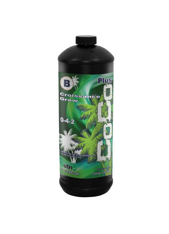 Nutri+ coco plus nutrient grow b 1 l