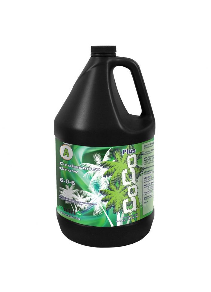 Nutri+ coco plus nutrient grow a 4 l