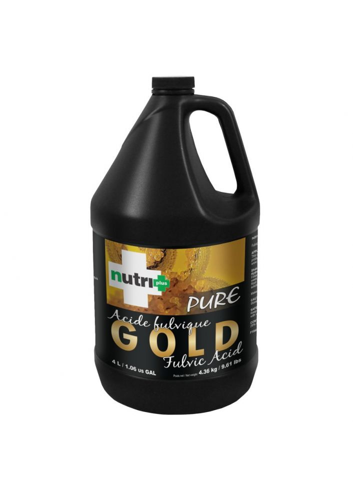 Nutri+ pure gold 4l