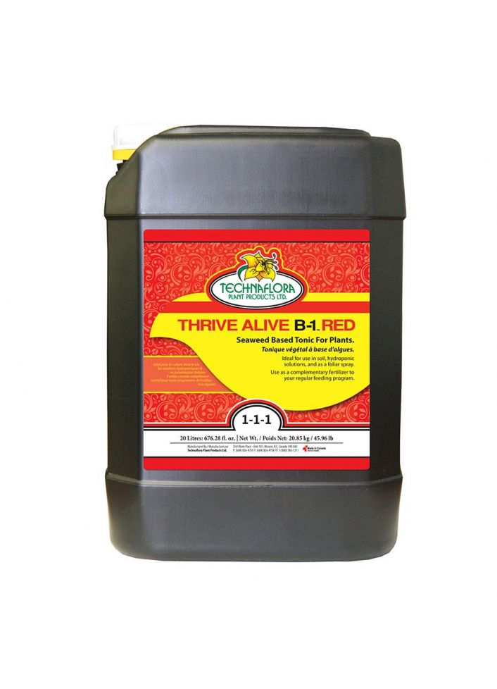 Technaflora thrive alive b1 red 20l