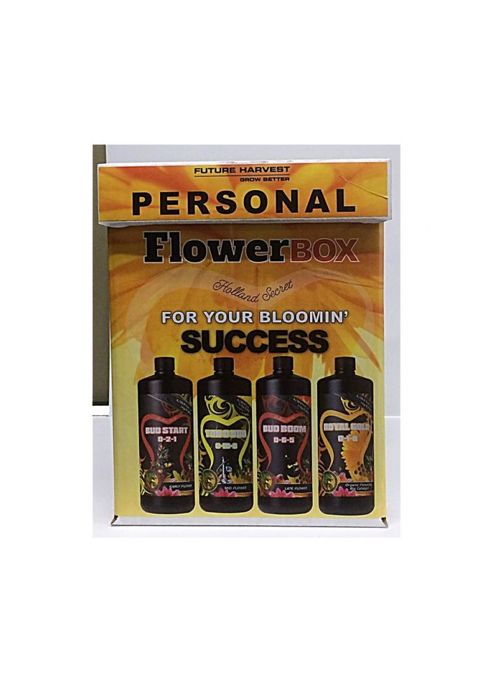 Personal Flower Box - Future Harvest