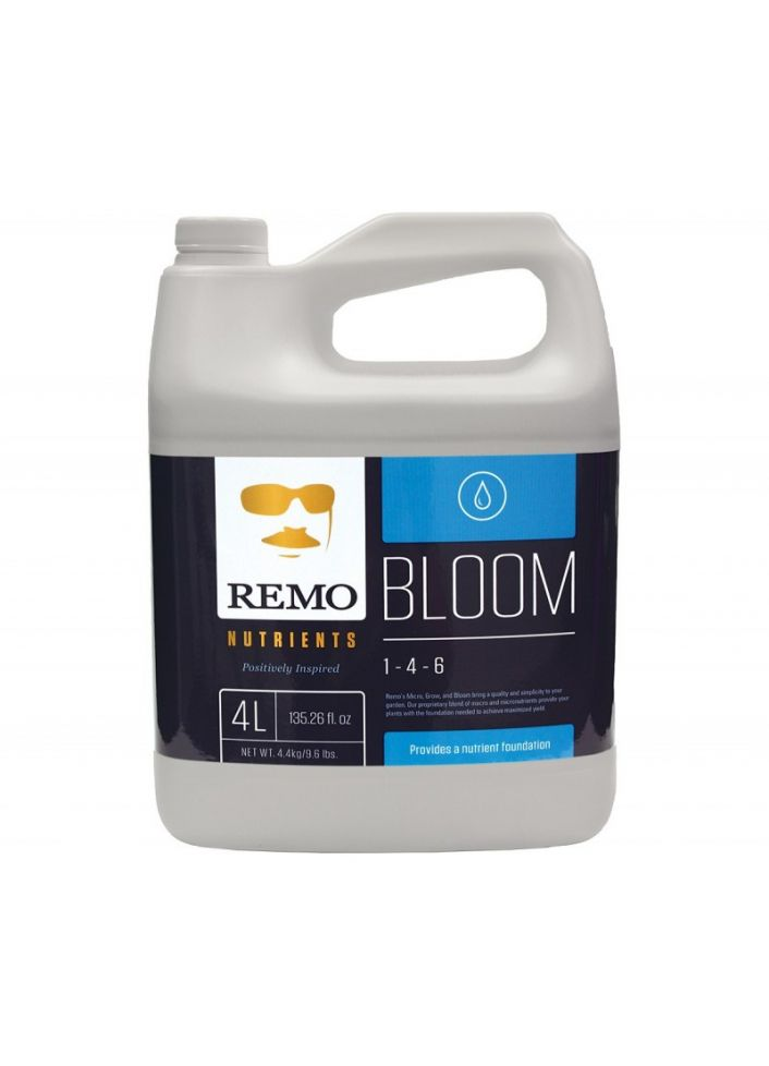 REMO'S BLOOM 4 LITER