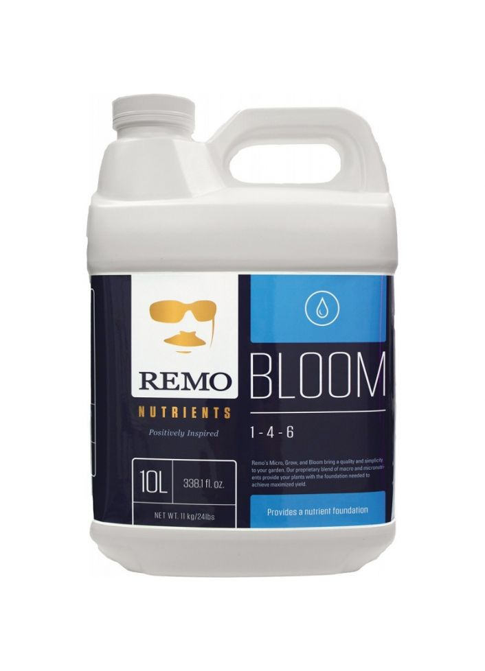 REMO'S BLOOM 10 LITER
