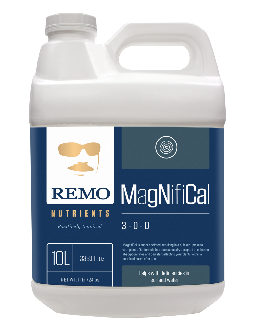 REMO'S MAGNIFICAL 10 LITER