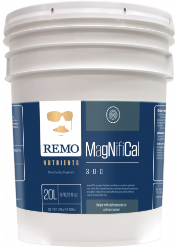 REMO'S MAGNIFICAL 20 LITER