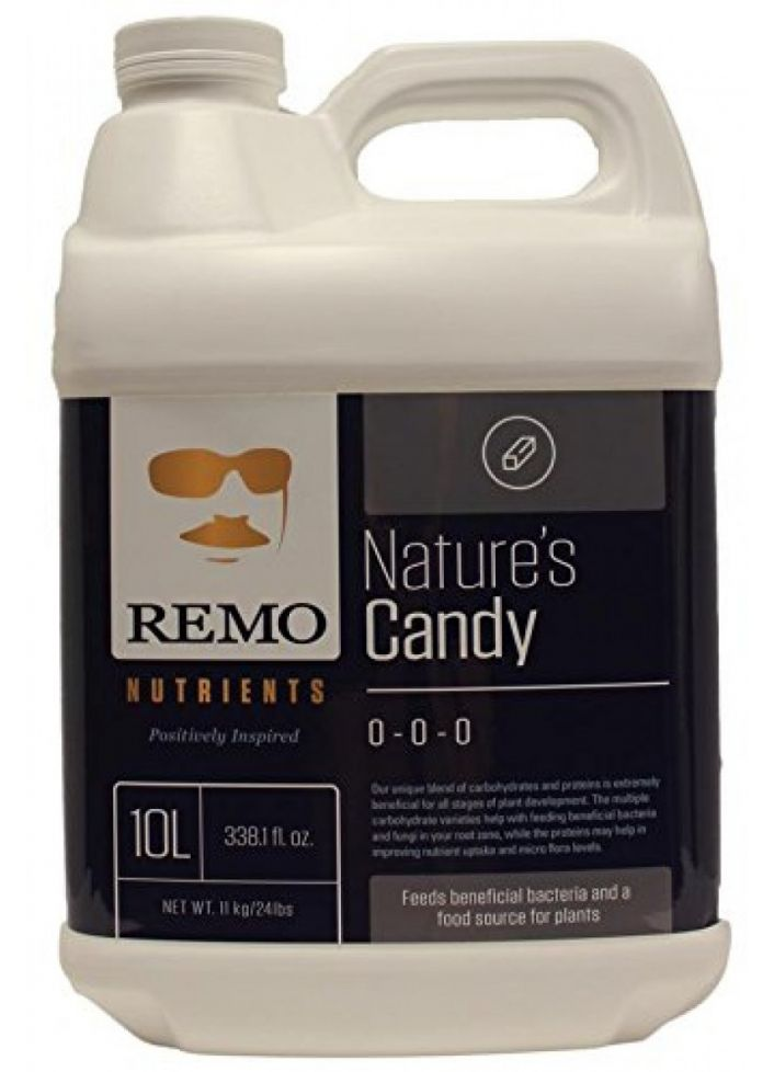 REMO'S NATURE'S CANDY 10 LITER