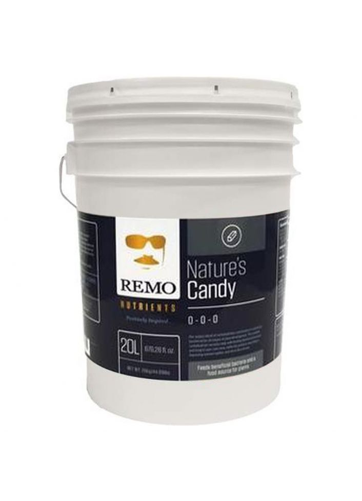 REMO'S NATURE'S CANDY 20 LITER