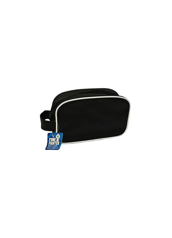 FUNK FIGHTER TRAVEL BAG BLACK