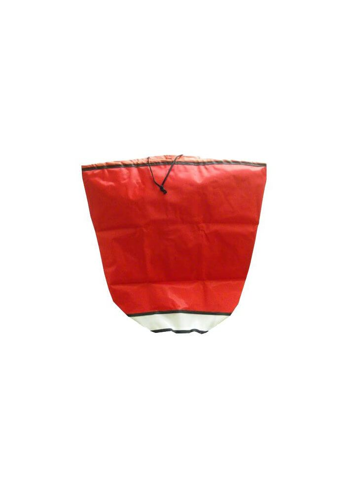 X-TRACTOR BAG 14 GAL RED 220 MICRONS