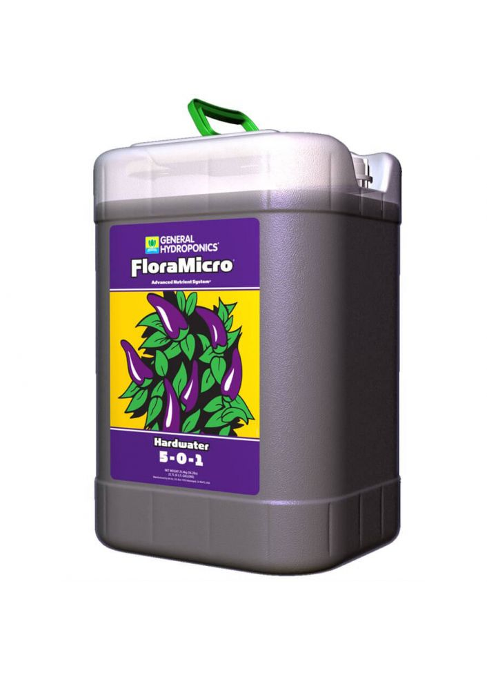 FLORA MICRO 6 GALLON HARDWATER