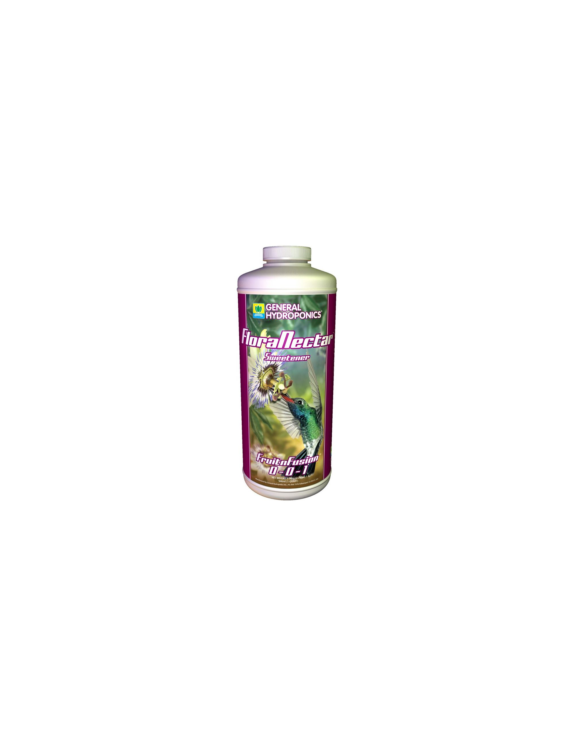 FLORA NECTAR FRUIT INFUSION 1 QUART