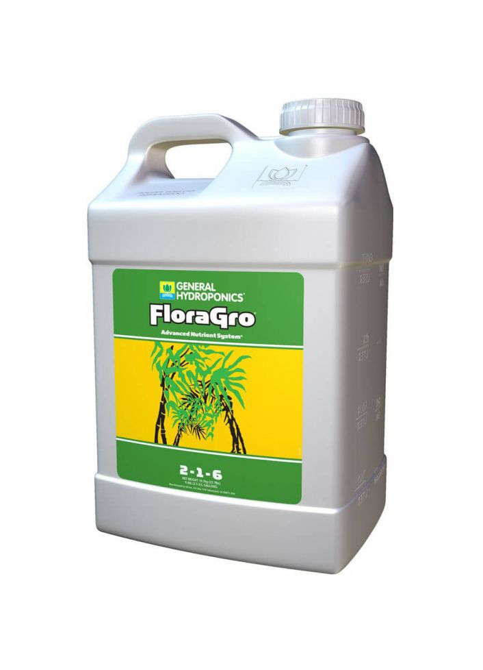 FLORA GRO 2.5 GALLON