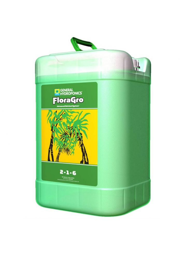 FLORA GRO 6 GALLON
