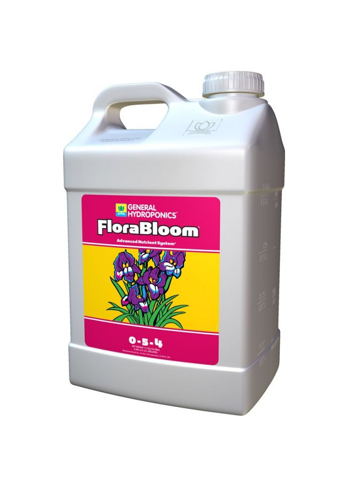 FLORA BLOOM 2.5 GALLON