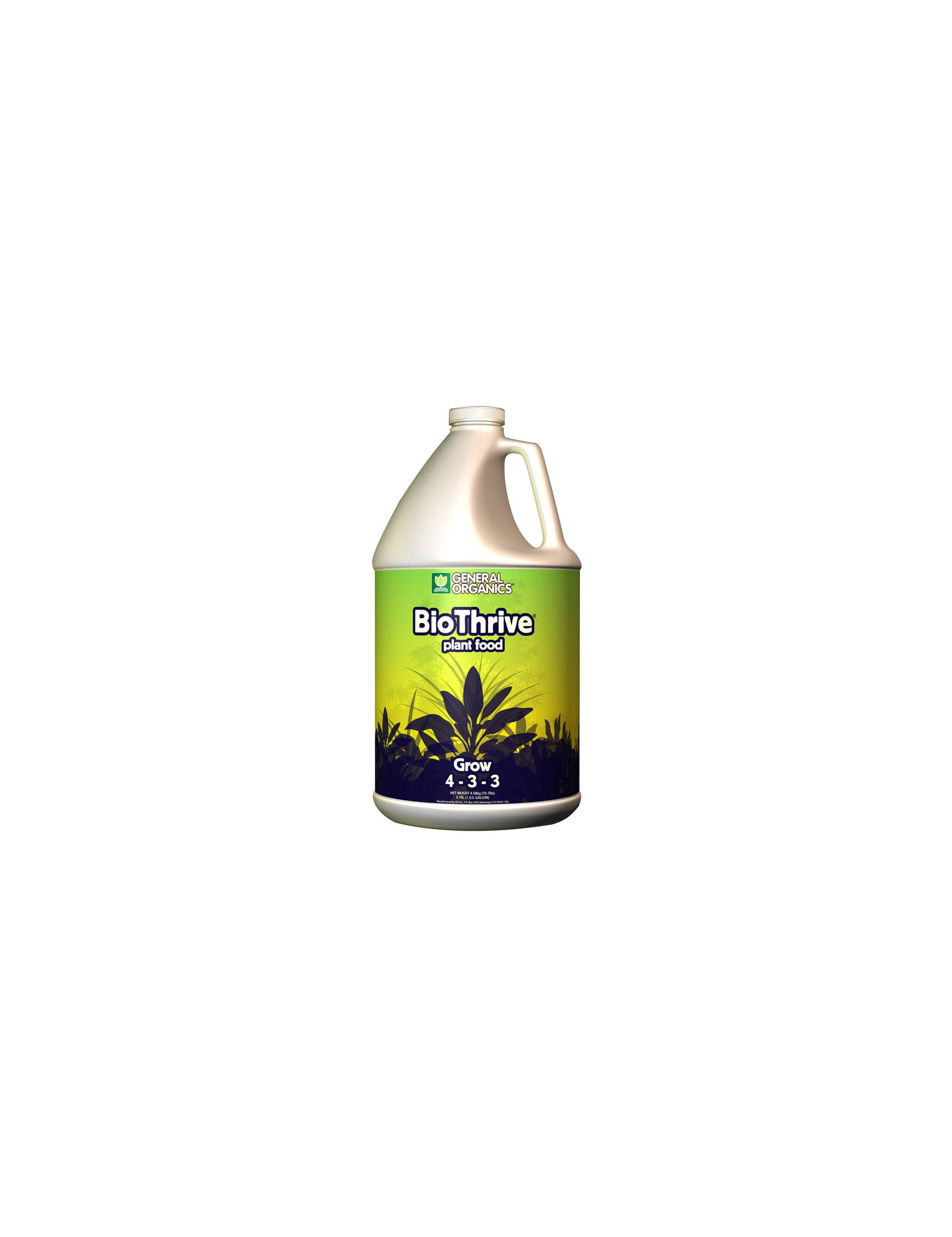 BIOTHRIVE GROW 1 GALLON