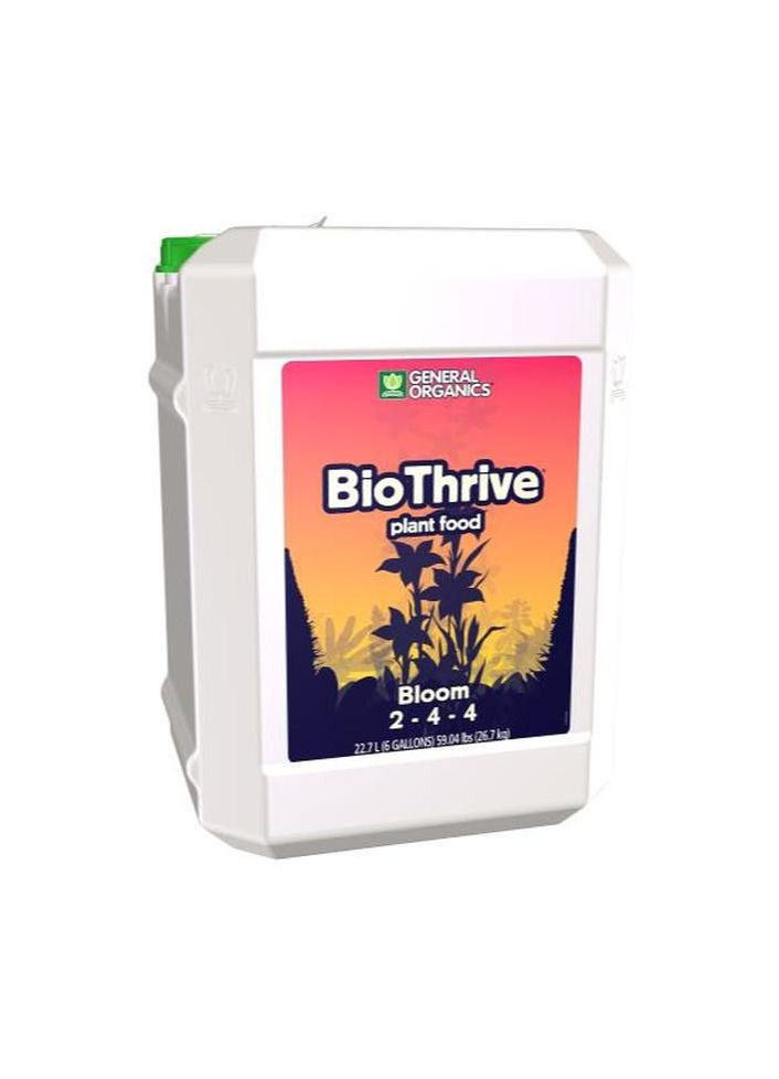 BIOTHRIVE BLOOM 6 GALLON